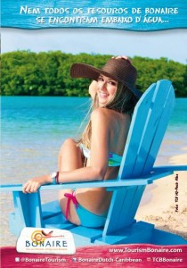 Bonaire brochure Leisure cover