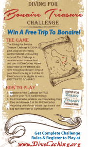 Bonaire Treasure Challenge