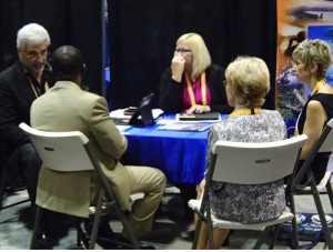 DEMA 2013 meetings