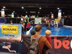 Be a diver