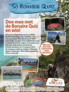 Bonaire Quiz
